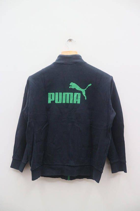 Vintage PUMA Biglogo Training jacket g1kw2PY