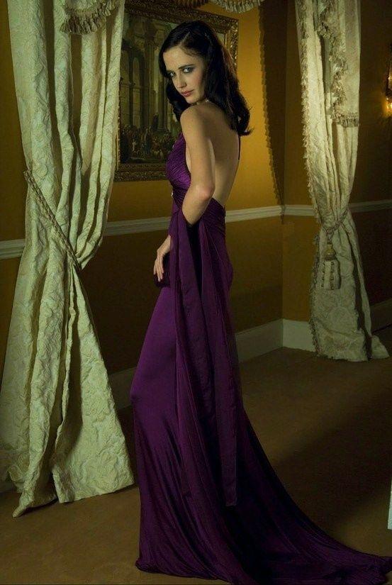 bond girl evening gowns - Google Search   Eva Green   Pinterest ...