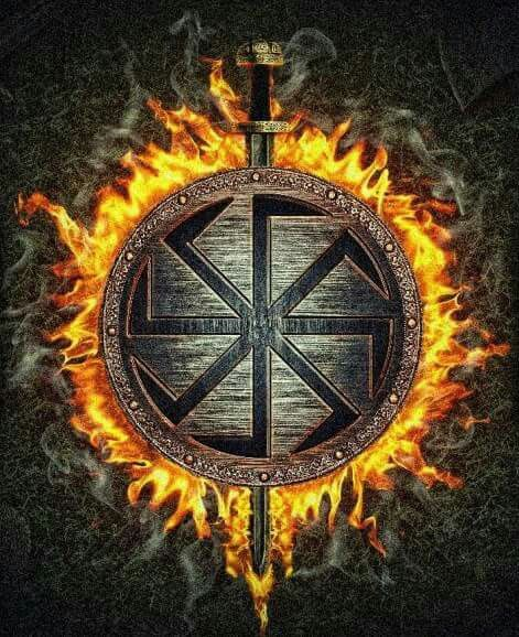 Скандинавские знаки (с изображениями) | Картинки черепа ...