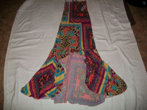 Bongo Hi-LO Sun Dress Size Small New With Tag, Ring Design With Straps