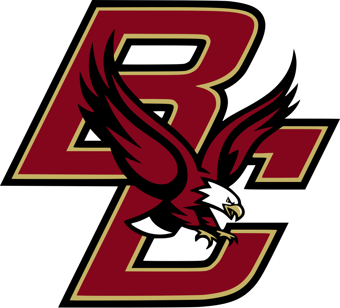 Boston College Eagles, NCAA Division I/Atlantic Coast