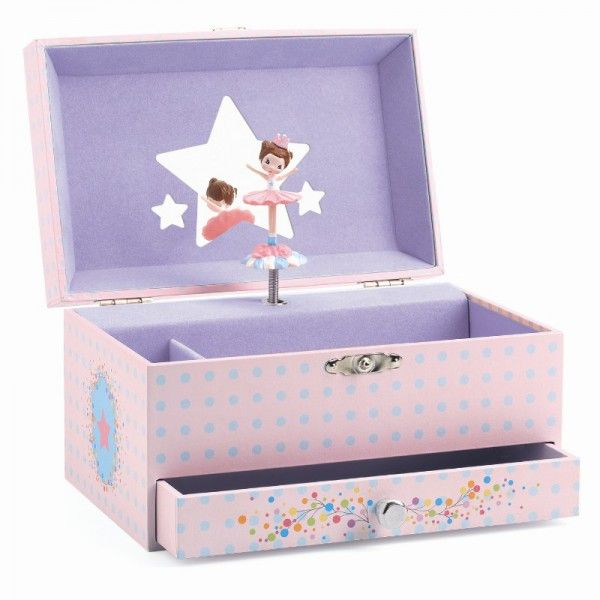 Schmuckkästchen Spieluhr mit Ballerina