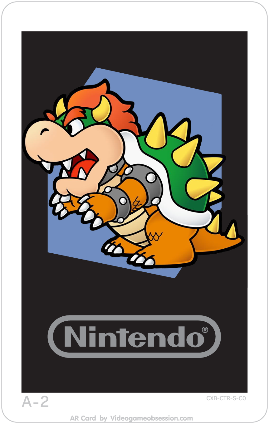 Ar Cards 3ds Print Outs Na Nintendo 3ds Ar Cards Why Not Make Your Own Tarjetas Cartas Disenos De Unas