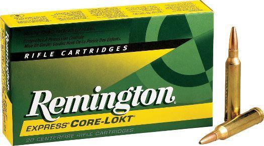 Cabela's: Remington 7mm Remington Mag  Pointed Soft-Point Core-Lokt