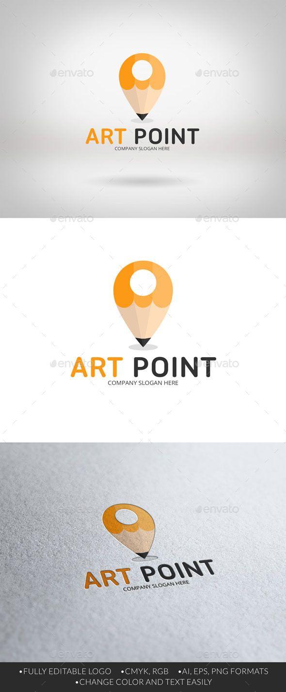 Art Point Logo Design Template Vector Logotype It Here Http