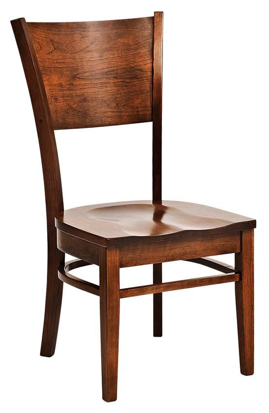 Amish Somerset Dining Chair In 2020 Dining Chairs Rustic Dining Chairs Rustic Furniture