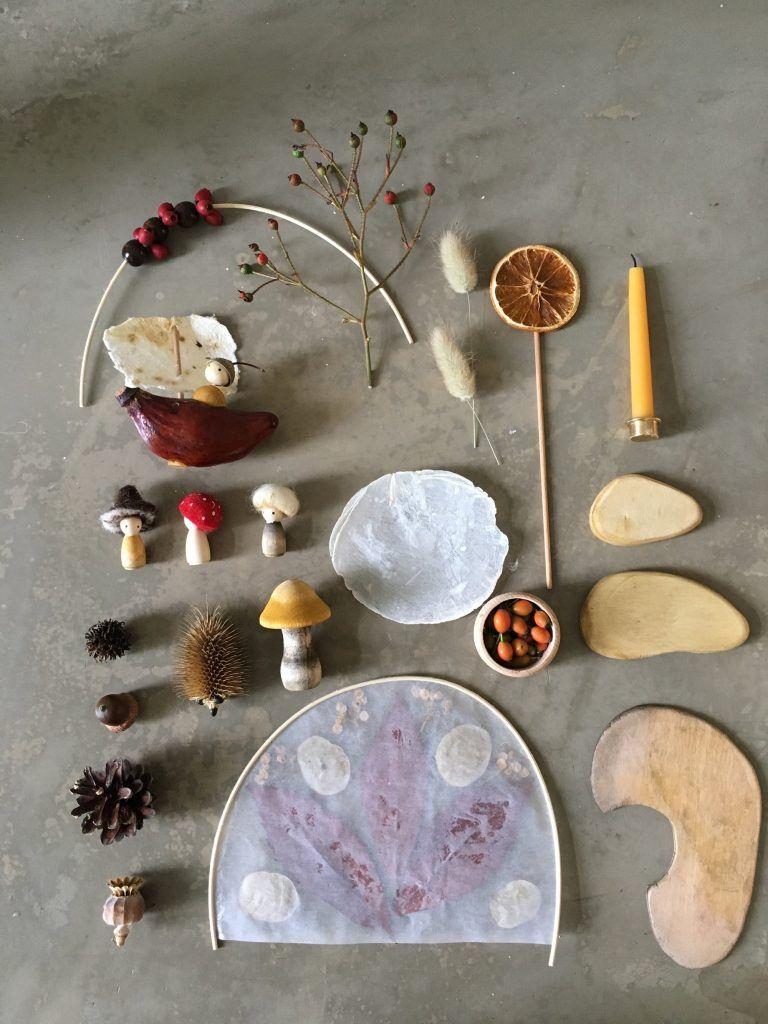 Photo of Jahreszeitentisch zum Verlieben: Handgemachte Sets von Laine Maison