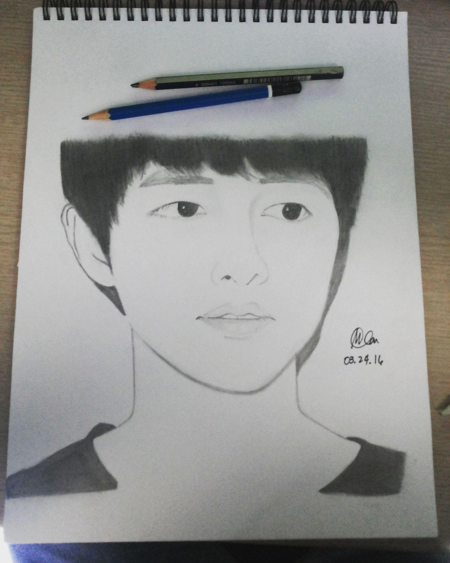 Song Joong Ki | My drawings, Sketches, Drawings