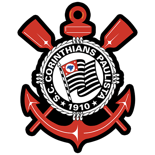 escudo Corinthians dream league soccer 2018 2019 Escudo