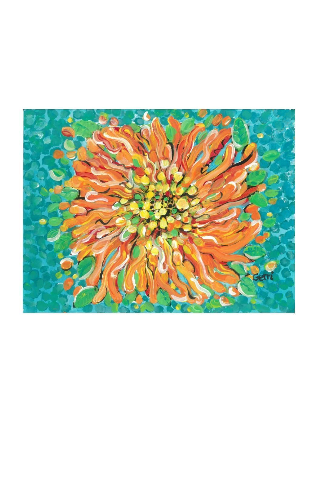 My Island Floral Canvas Placemats Set of Home and Islands