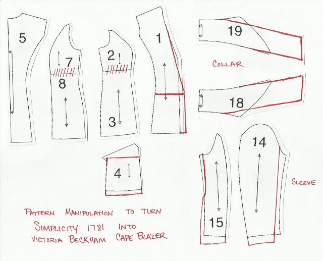 mens blazer sewing pattern - Google Search   t shirt,men wear ...