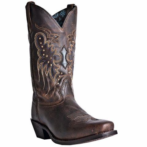 Women's Cora Laredo Cowgirl Boots #squaretoe #western #fashion