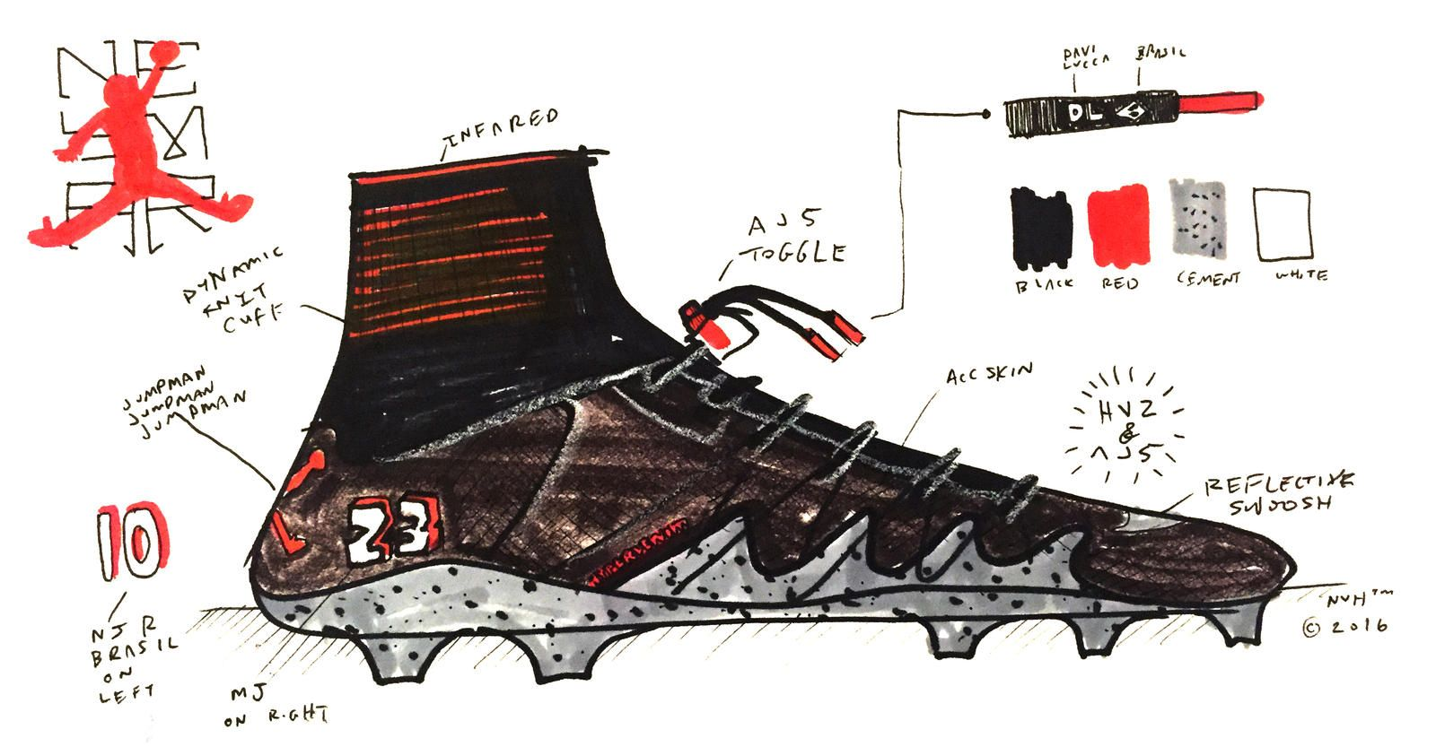 Nike News - NJR x JORDAN COLLECTION