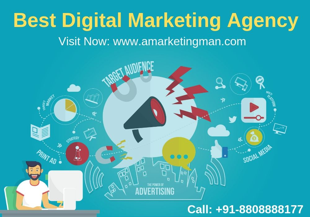 Amarketingman is an independent creative and digital