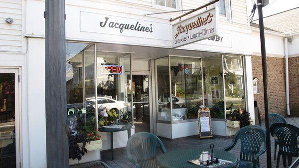 Jacqueline S Restaurant Bakery Bethel Ct