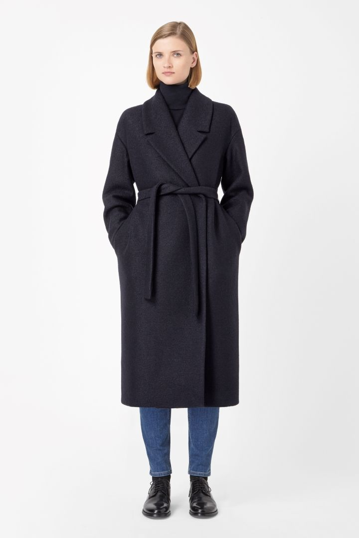 Wool mohair coat - hate the styling. Seriously 7a18ff82b61
