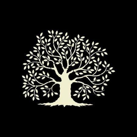 Oak Tree Stencil Yankee Stencil Co Offers An On Line Custom