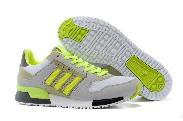 sale retailer 51a16 c2989 Adidas Originals ZX 630 D67565 Grey Yellow Green Excellent Men Shoes   zP5c7  1