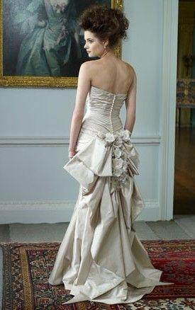 one i'm considering  victorian wedding dress wedding