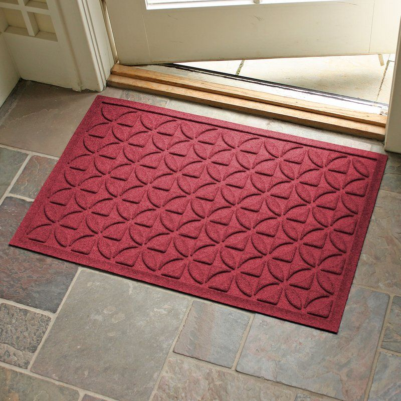 Beaupre 36 in. x 24 in. Outdoor Door Mat Tappeti