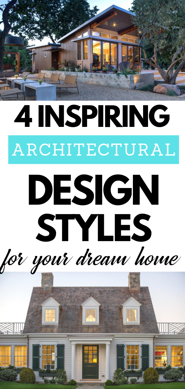 4 Inspiring Architectural Design Styles For Your Dream Home Dig This Design Architecture Design Architecture European Architecture