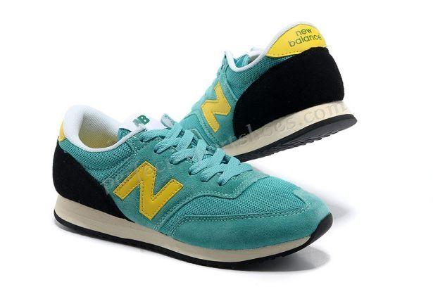 new balance 620 blue yellow