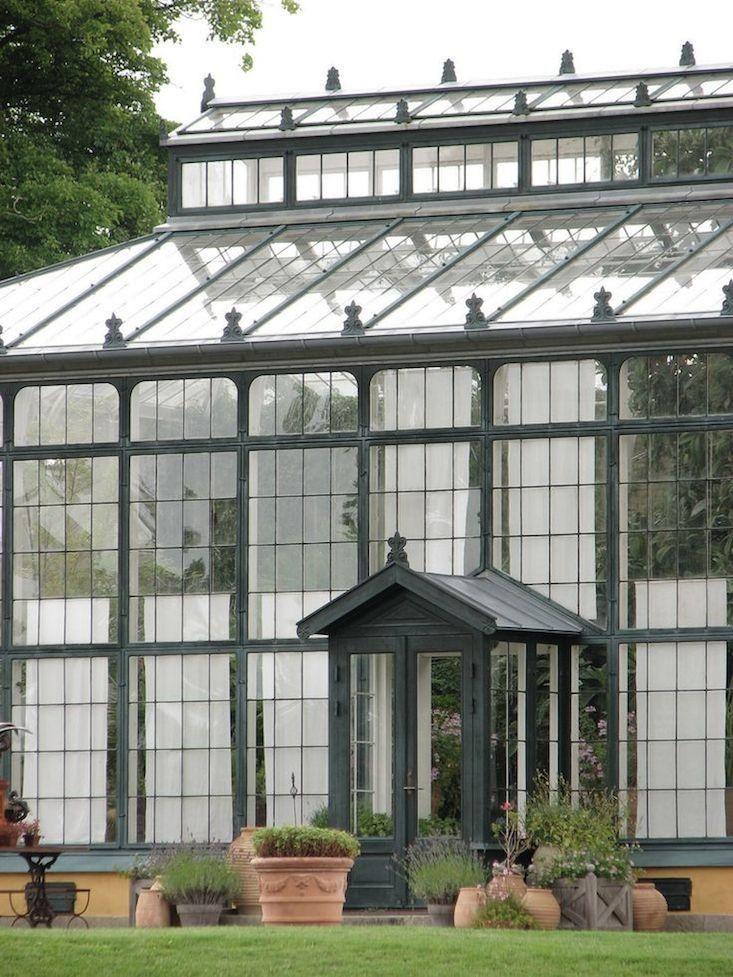 Paradehuset greenhouse