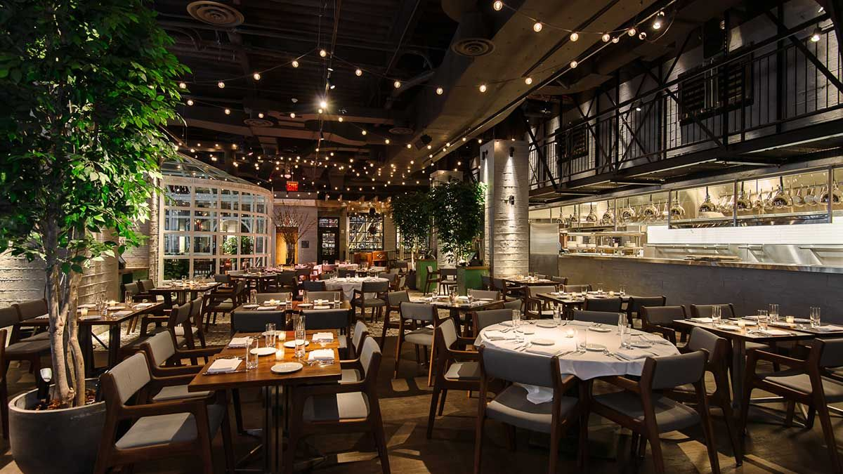 urbo | a celebration of nyc in its look, feel and food | f&b