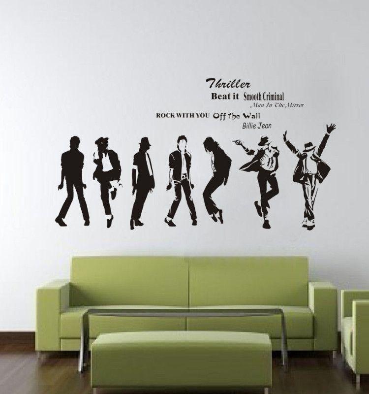 Michael Jackson Wall Decal