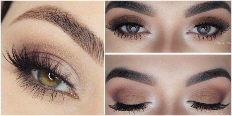 Neutral Eye Makeup Easy 3 Minute Neutral Eye Makeup Tutorial