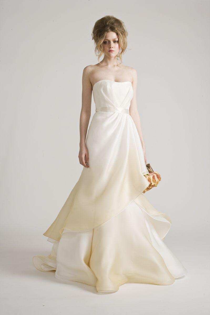 Valentina gown by Junko Yoshioka