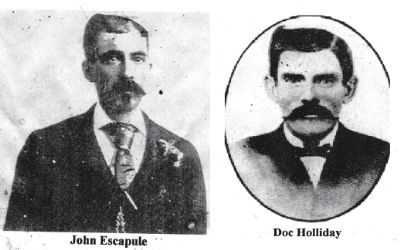 was doc holliday married
