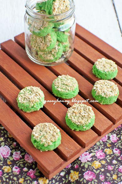 Resipi Milo Cookies Rangup Biskut Raya Paling Mudah Tak Guna Banyak Bahan Rasa Ide Makanan Kue Kering Mentega Kue Tart Buah