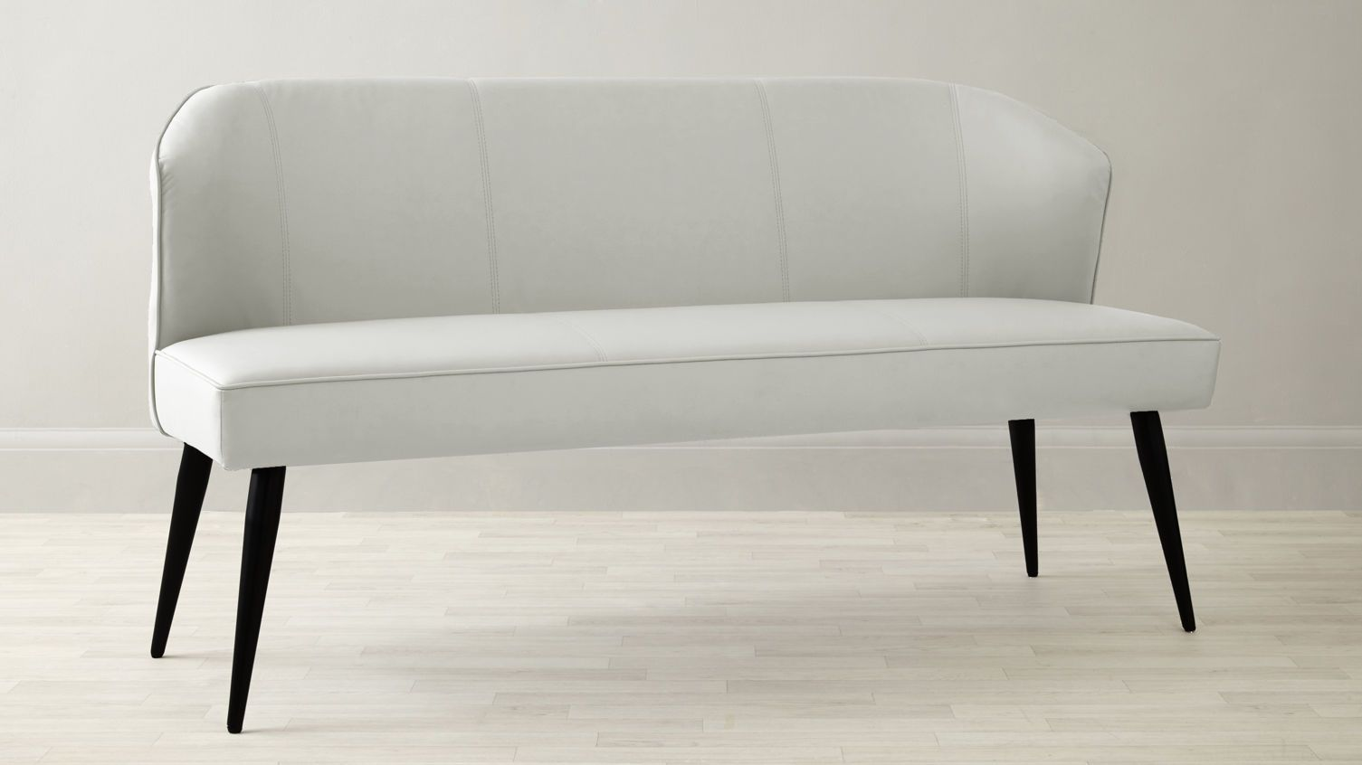 Mellow 3 Seater Bench With Backrest