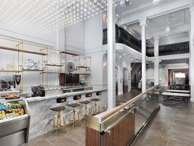 A San Francisco Hotel Wired For A Tech Central Crowd