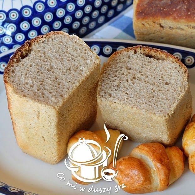 Uwaga Babcia Gotuje Chleb Bread Food Pizza
