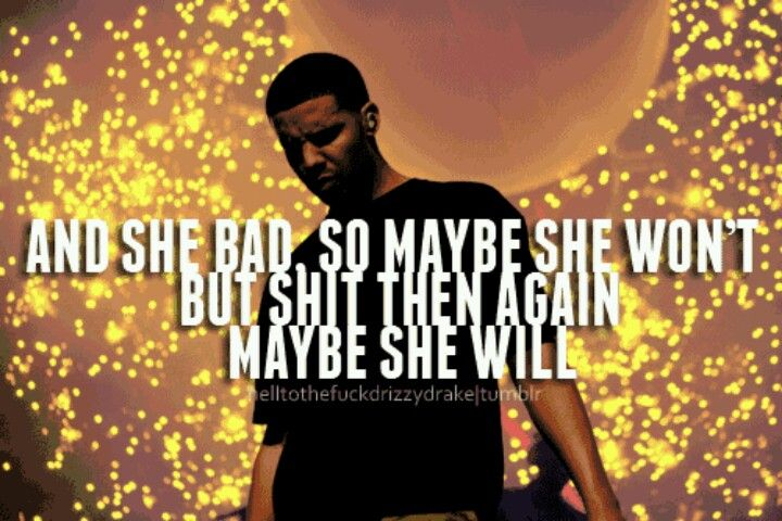 LIL' WAYNE FEAT. DRAKE - SHE WILL LYRICS