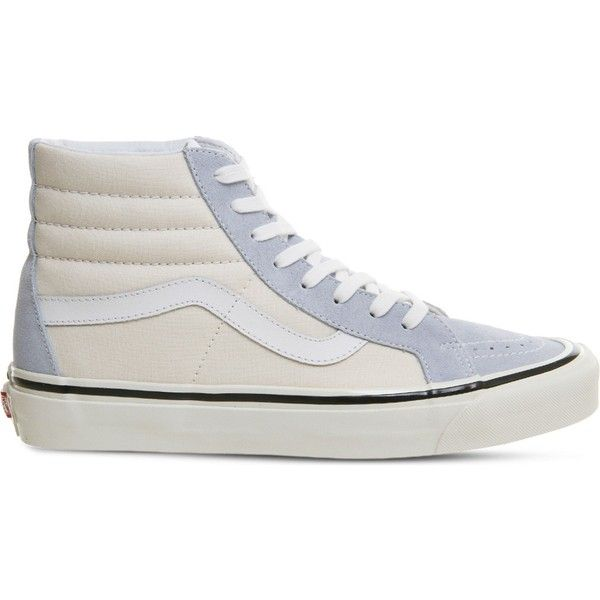 f7cee1071064 Vans Sk8 hi Dx high-top trainers ( 63) ❤ liked on Polyvore ...
