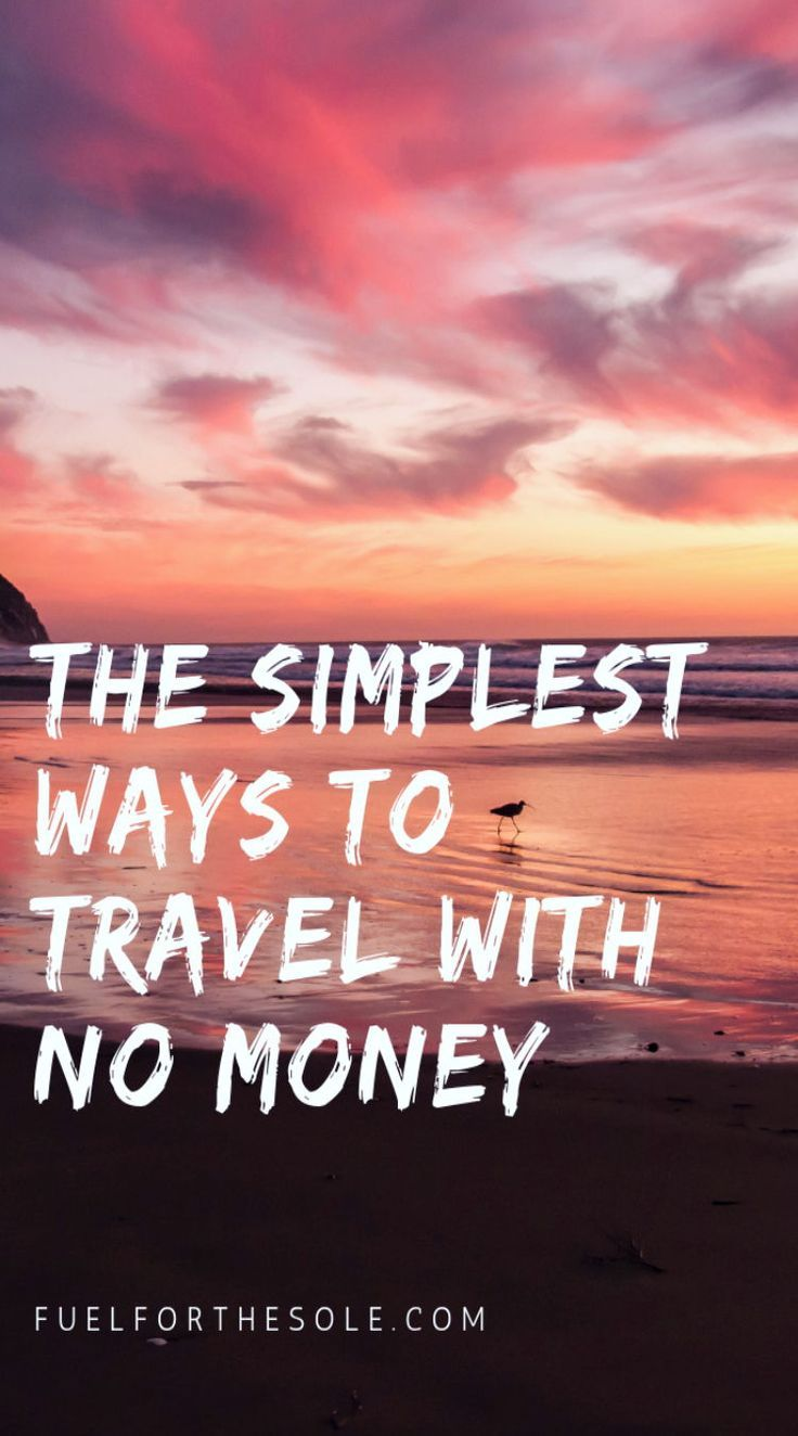 Are you looking to satisfy your wanderlsut? Learn the best & easiest ways to travel the world for free! Vacation in any country (USA, Canada, Thailand & Asia, Europe & Australia), cities & top places of the world. Our blog post has your guide, tips, hacks