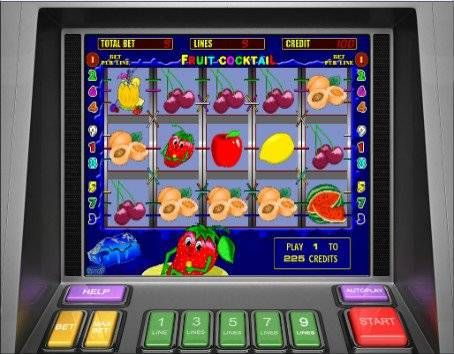 игра на игровые автоматы