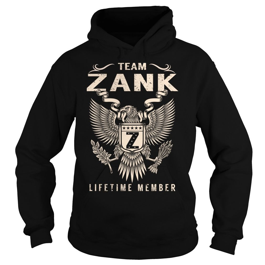 Team ZANK Lifetime Member - Last Name, Surname T-Shirt