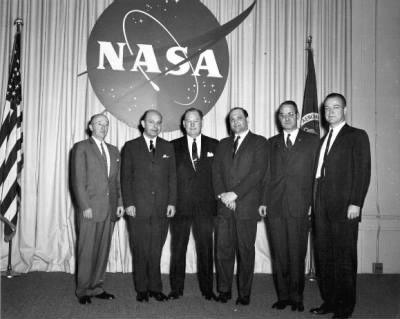NASA created | Nasa, Today in history, Primary history