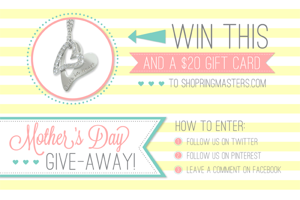 Fantastic Mother's Day Giveaway!!! Winner is chosen May 8th so go enter.
