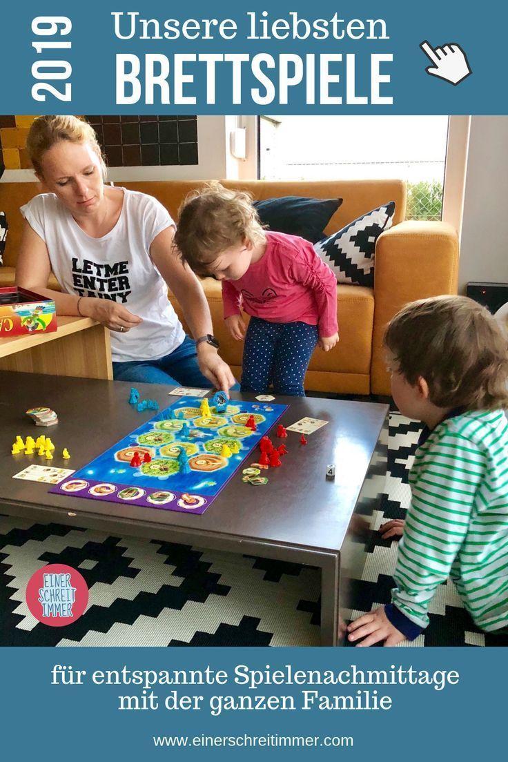 Familienspiele Ideen