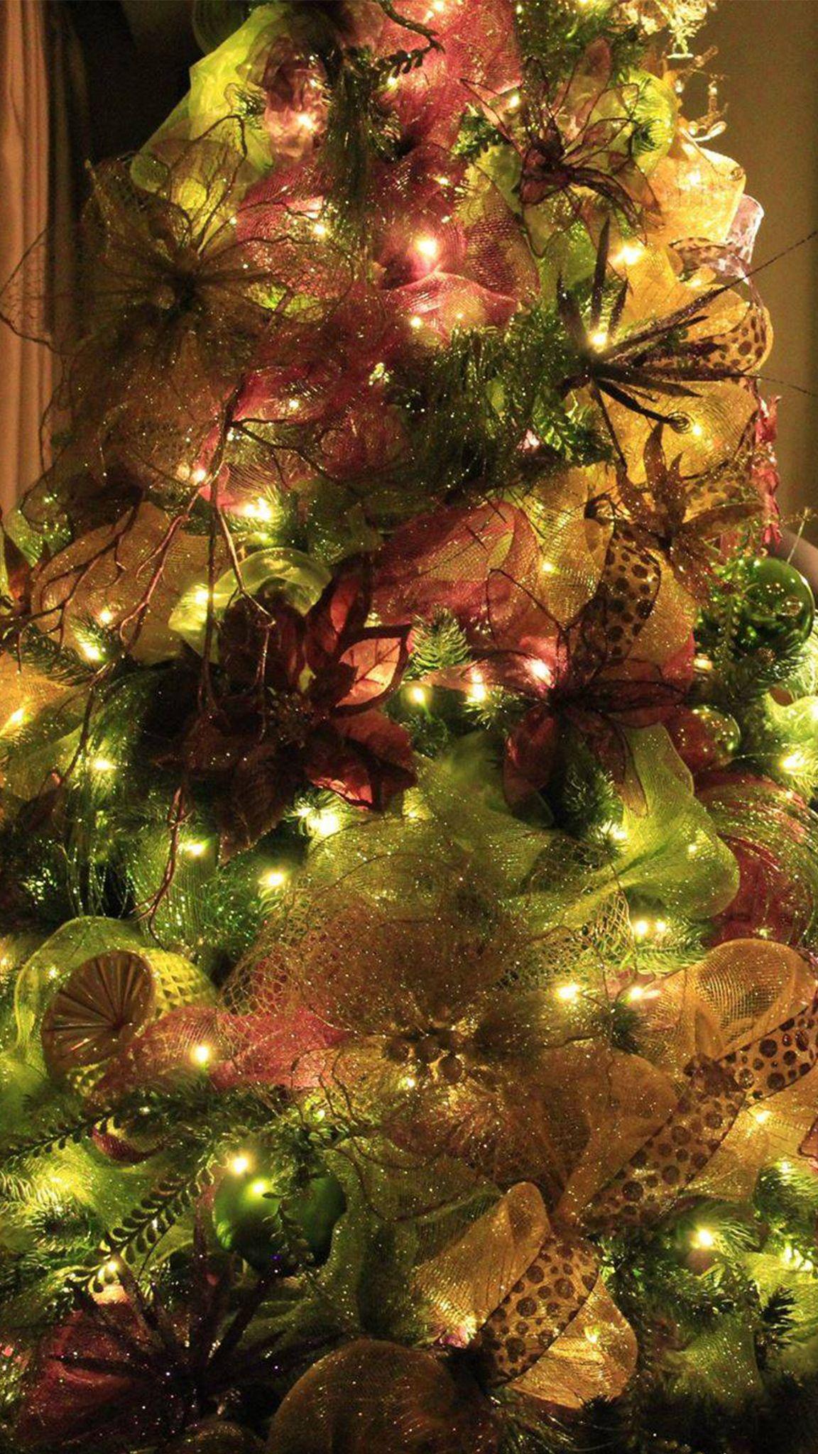 Bespoke Christmas tree decorations for Christmas venue