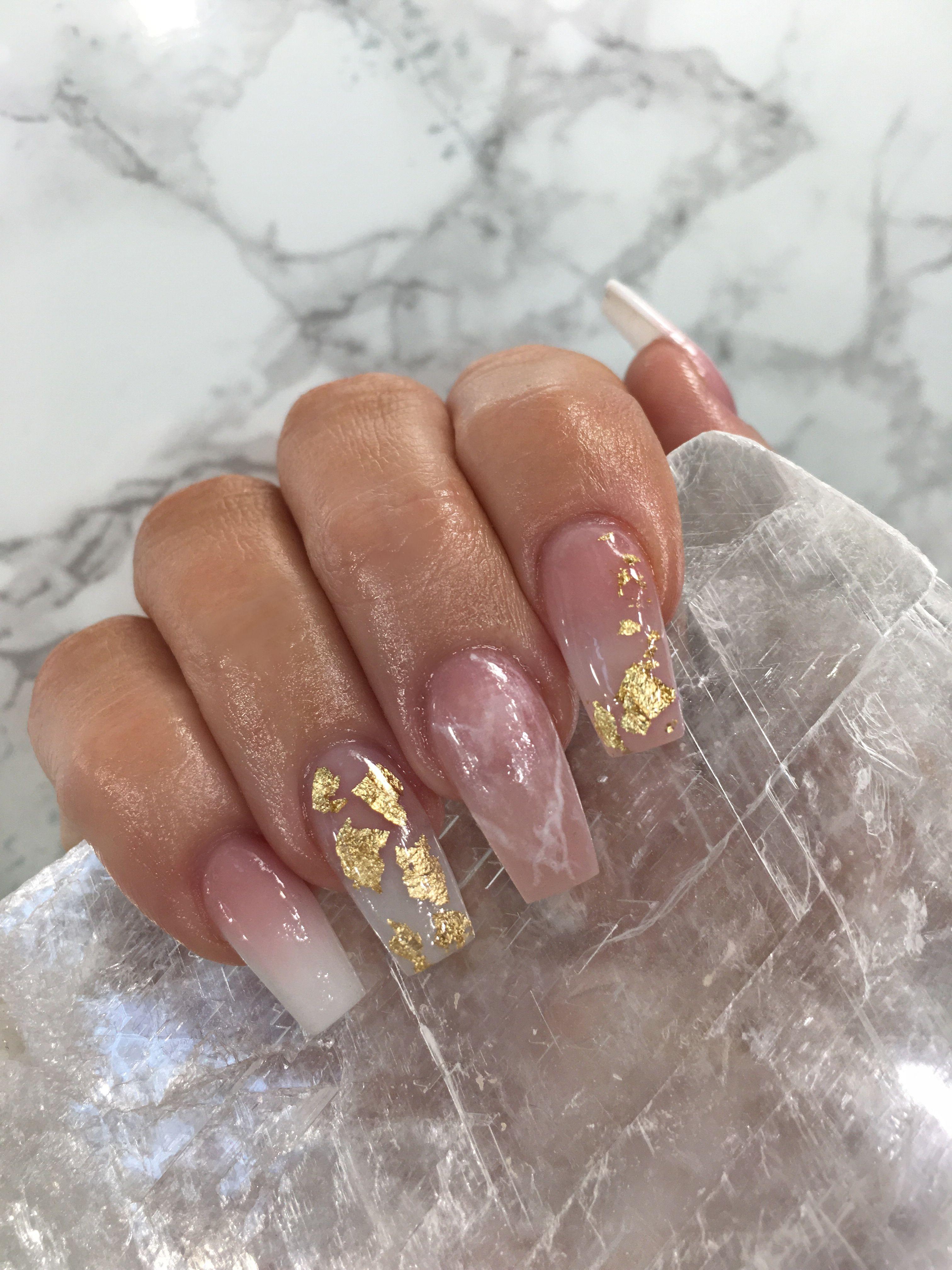 Marble Nails Https Instagram Com P Boec6h5gb5w Cute
