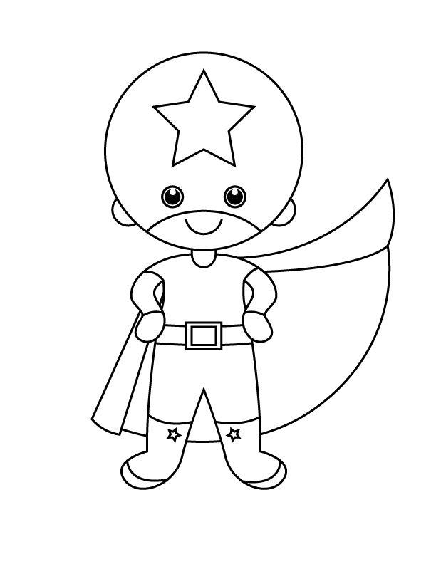 superhero graphics