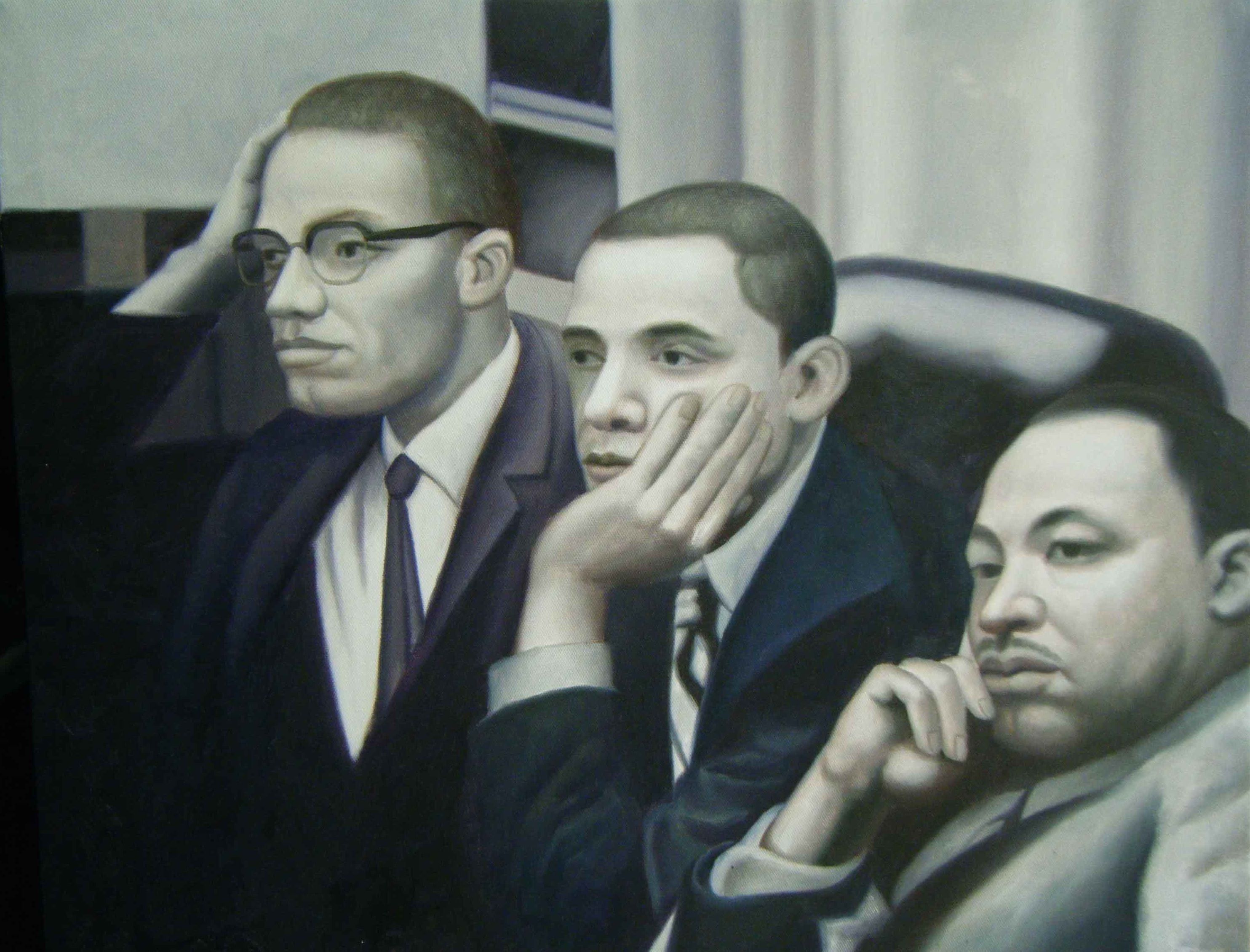 Malcom X And Mlk Photos Life Paintings Malcolm X Obama And Martin Luther King Jr Absolon Malcolm X Martin Luther King Martin Luther King Jr