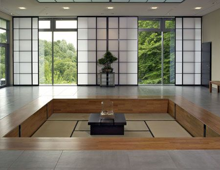 Pin von daniela richter auf japanische einrichtung for Wohnzimmer japanisch einrichten