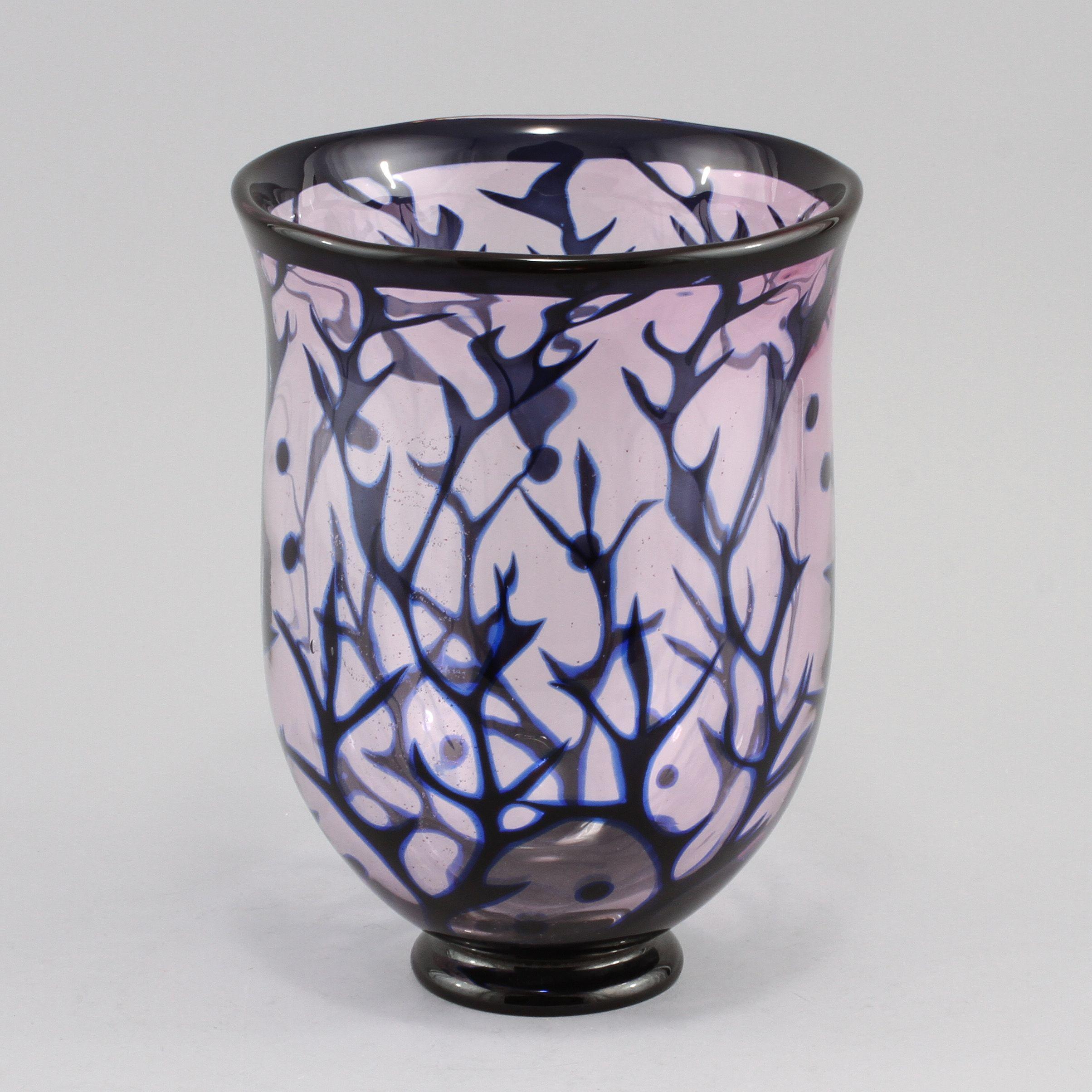 ** Eva Englund, Graal vase, Orrefors